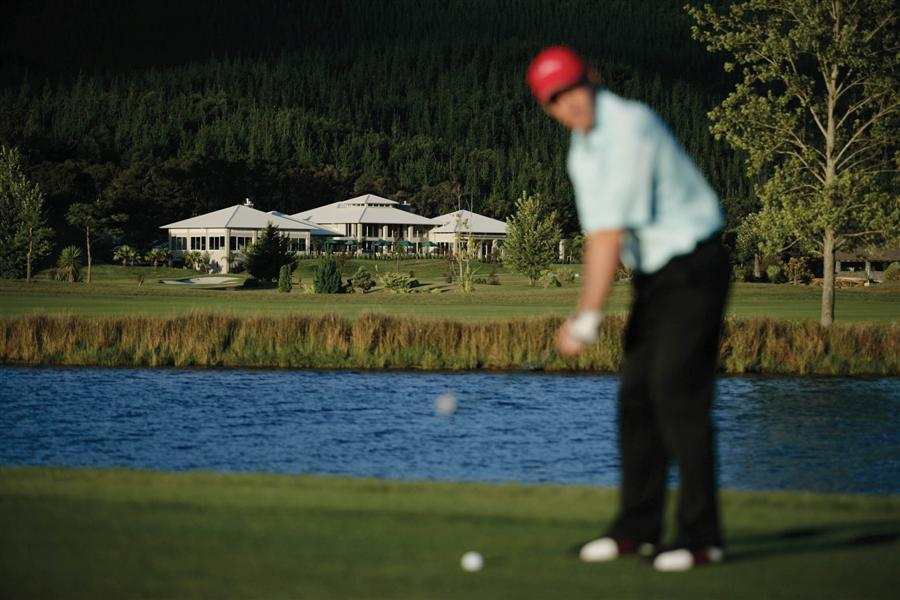 Lakes Resort Golf Course Pauanui
